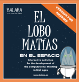 Matías, the Wolf in Space,  El lobo Matías en el espacio, version for Android