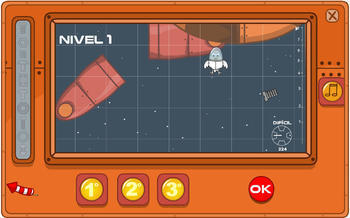 Matías, the Wolf in Space,  El lobo Matías en el espacio, version for Android