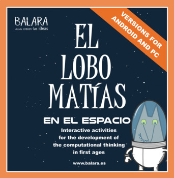 Matías, the Wolf in Space, versions for PC and Android