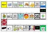 Matières scolaires / School subjects