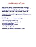 Matilda Bone Guided Reading Project