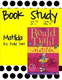 Matilda Book Study (Print and Go)