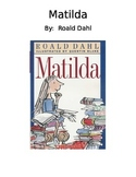 Matilda Book Unit