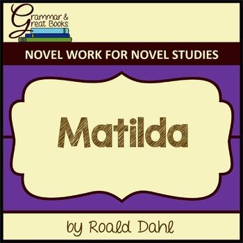 Matilda: Coordinating Conjunctions