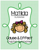 Matilda- Cause and Effect