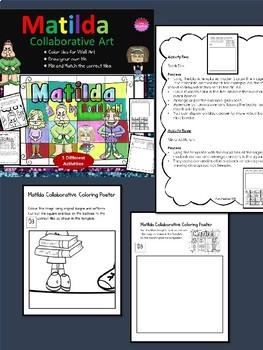 Matilda Collaborative Art Activities