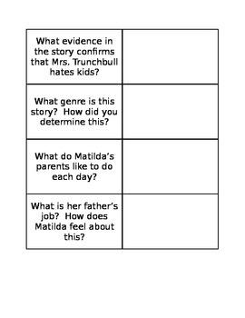 Matilda Kagan Cards