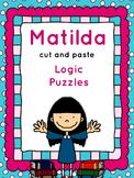 Matilda - Cut and Paste  Logic Puzzles