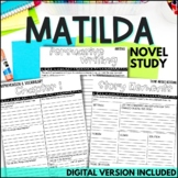 Matilda Novel Study