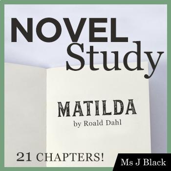 Matilda Novel Study