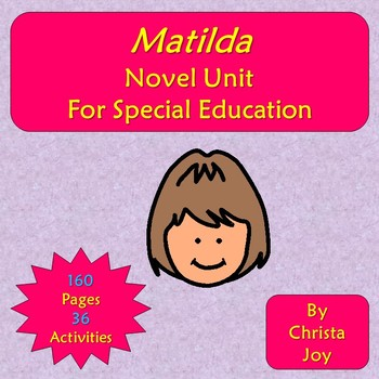 A guide for using matilda in the classroom ebook.
