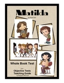 Matilda Whole Book Test