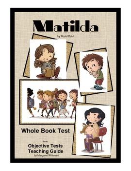 Matilda Whole Book Test
