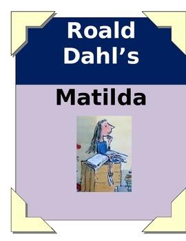 Matilda by Roald Dahl: A novel study