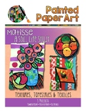 Art History Lessons: Matisse-A Still Life Study: Textures, Tapestries & Textiles