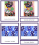 Matisse (Henri) 3-Part Art Cards - Color Borders