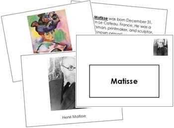 Matisse (Henri) Art Book