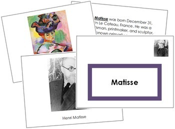 Matisse (Henri) Art Book - Color Border