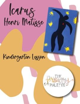 Matisse Icarus Lesson Plan
