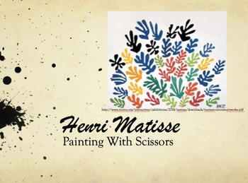 Matisse: Space and Shape