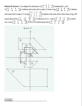Matrices H