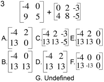 Matrix Add, Subtract & Multiply 4 Introductions + 5 Assignments for Power Point