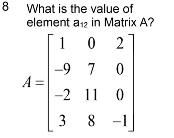 Matrix Addition, Subtraction, Multiplication 4 Intro's + 5 Assignments for PDF