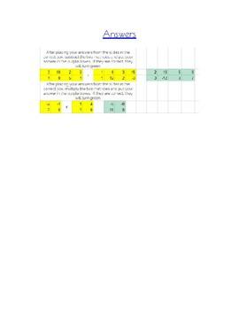 Google Classroom: Matrix Chapter Reivew