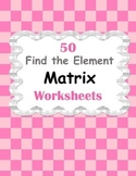 Matrix: Find the element
