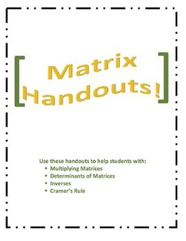 Matrix Handouts