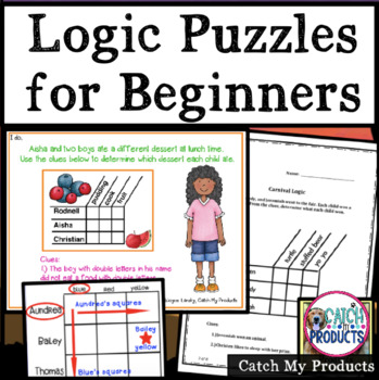 Matrix Logic Puzzles for Beginners on Promethean Software