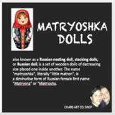 MATRYOSHKA DOLL PRINTABLE TEMPLATES