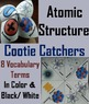 States of Matter, Element, Compound & Mixture and Atomic Structure Activities