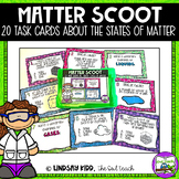 States of Matter Unit - Matter Task Cards