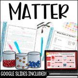Matter & Changing States of Matter with Digital Science Ac