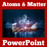 States of Matter PowerPoint | States of Matter Activity