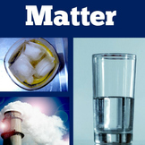 States of Matter   1st 2nd 3rd 4th 5th 6th Grade   PowerPoint Activity