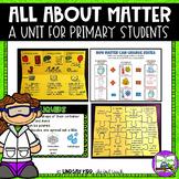 States of Matter Unit - Matter Unit Lesson Plans