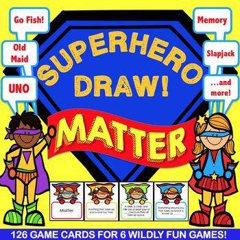 Matter Activities: 6 Matter Games