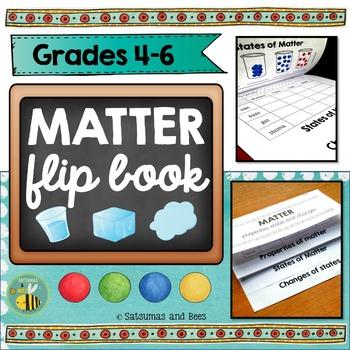 States of Matter {flip book}
