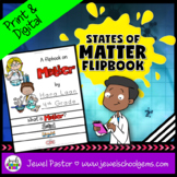 States of Matter Activities (States of Matter Flipbook)