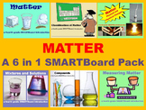 Matter - A 6 in 1 SMARTBoard Jumbo Pack for 4th Grade
