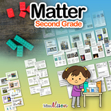 Matter: A Second Grade NGSS Unit (works with distance learning)