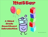 Matter - A Third Grade SmartBoard Introduction