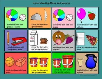 Matter - A Third Grade SmartBoard Introduction