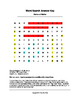 States of Matter Word Search (Grades 1-4)