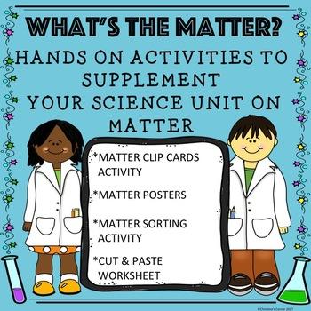 matter science activities second grade posters printables worksheet sorting game. Black Bedroom Furniture Sets. Home Design Ideas