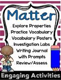 Second Grade NGSS - Matter Activities