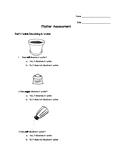 Matter Assessment ( VA SOL 1.3 )