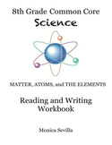 Matter, Atoms and Elements  Common Core (Set of 25)